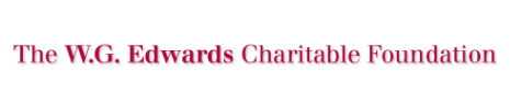 The WG Edwards Charitable Foundation