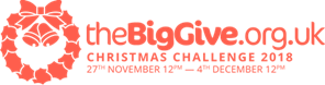 The Big GIve - Christmas Challenge